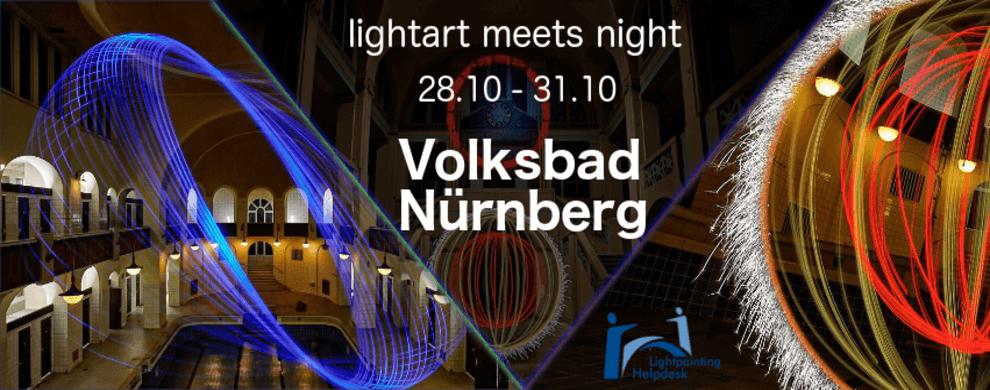 Lightart Meetup Nürnberg